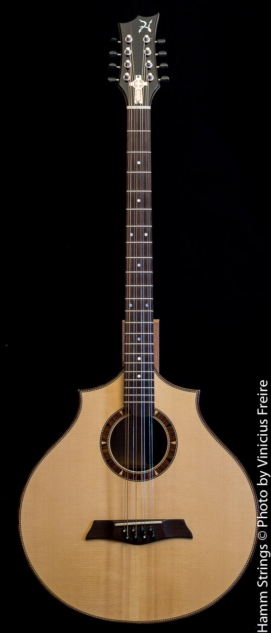 Bouzouki by Hamm Strings