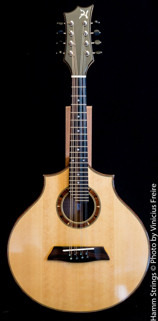 Celtic Mandolin by Hamm Strings