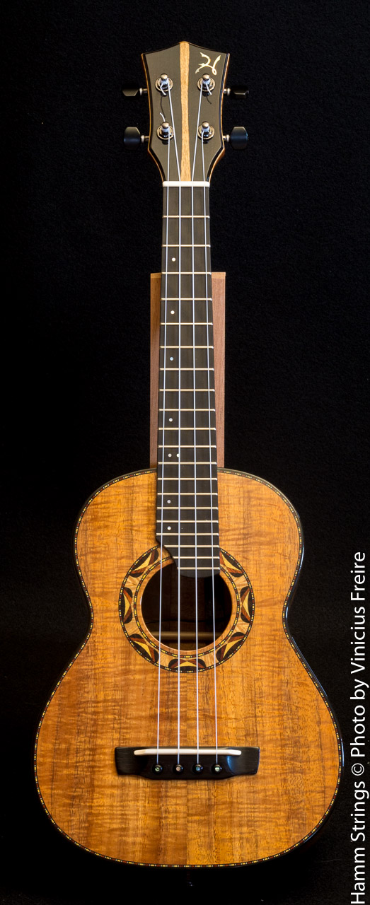 Ukulele by Hamm Strings