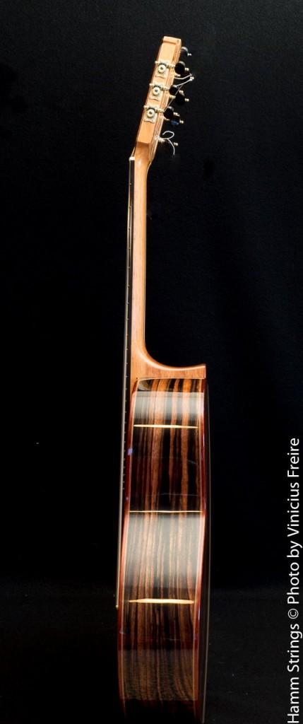 Yamandú Costa Signature 7 strings Guitar / Violão de 7 cordas modelo Yamandú Costa